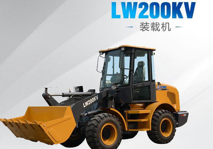 徐工小型装载机 LW200KV